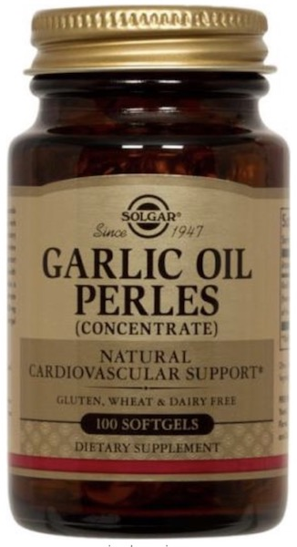 Image of Garlic Oil Perles (Concentrate)