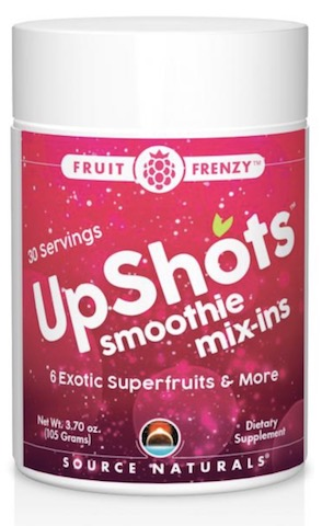 Image of Upshots Smoothie Mix-Ins Fruit Frenzy Powder