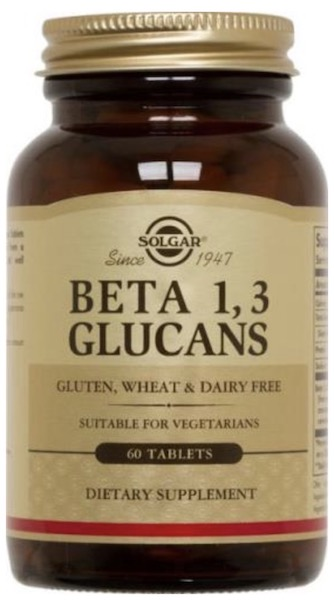 Image of Beta 1,3 Glucans 200 mg