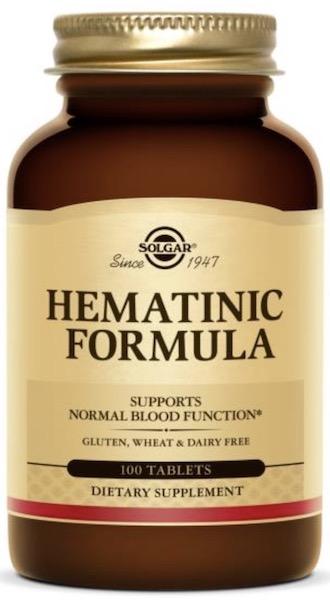 Image of Hematinic Formula