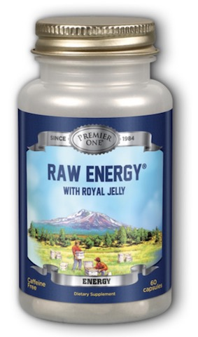 Image of Raw Energy with Royal Jelly