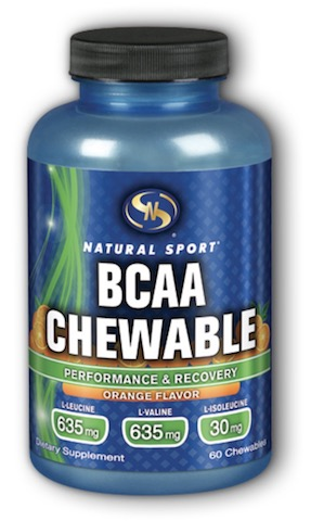 Image of BCAA Chewable Orange