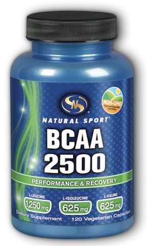 Image of BCAA 2500 Capsule