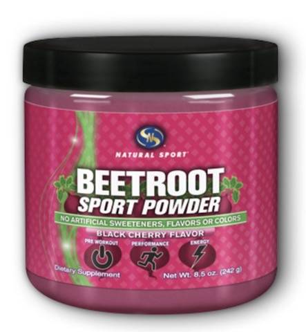 Image of Beet Root Sport Powder Black Cherry
