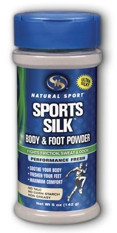 Image of Sports Silk Body & Foot Powder