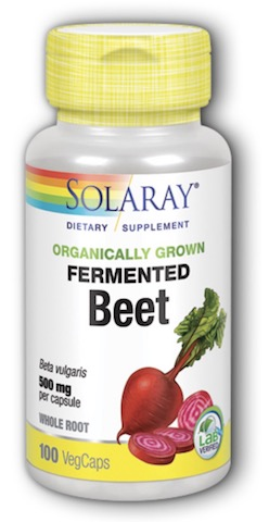 Image of Beet 500 mg Fermented Organic