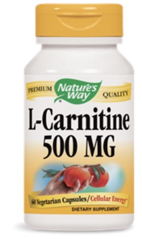 Image of L-Carnitine 500 mg