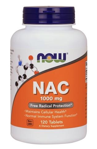 Image of NAC 1000 mg Tablet