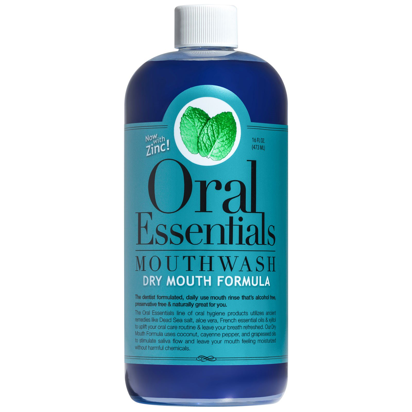Image of Dry Mouth Formula Mouthwash