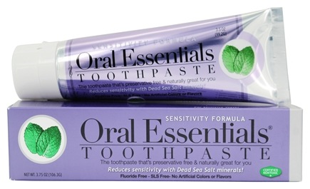 Image of Sensitivity Formula Toothpaste