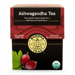Image of Organic Ashwagandha Root Tea