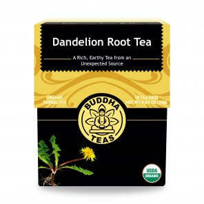 Image of Organic Dandelion Tea