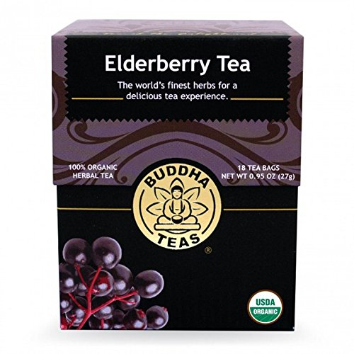 Image of Elderberry Tea Organic