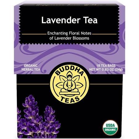 Image of Lavender Tea Organic