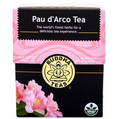 Image of Organic Pau D'Arco Bark Tea