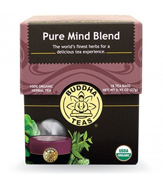 Image of Pure Mind Blend Tea Organic