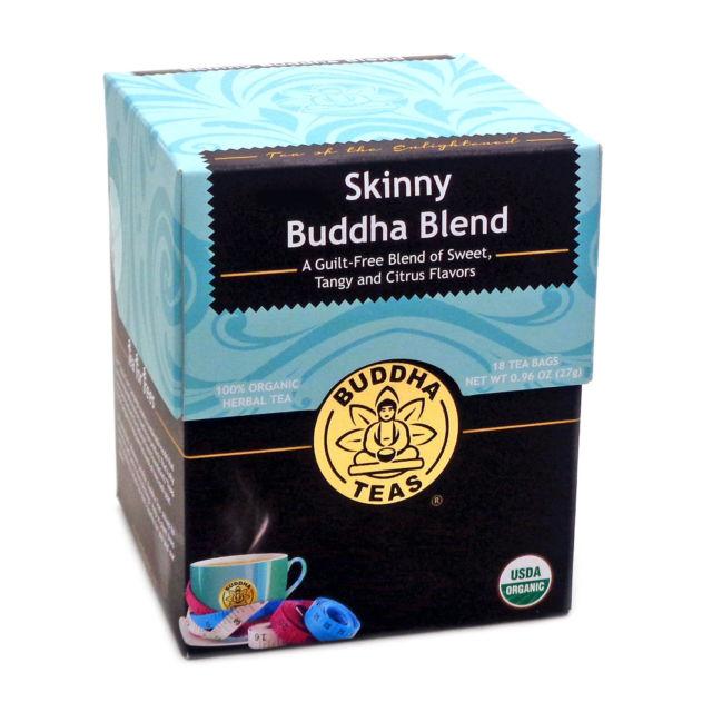 Image of Organic Skinny Buddha Blend Tea