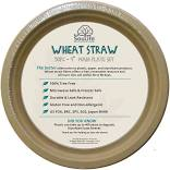 Image of Wheat Straw-Plate 9' Unbleached Natural
