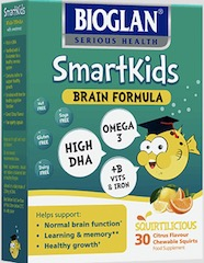 Image of Smart Kids Brain Formula Omega-3