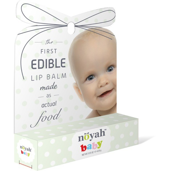 Image of All-Natural Baby Edible Lip Balm