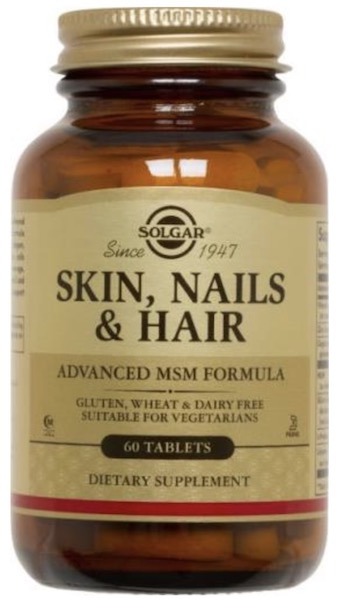 Image of Skin, Nails & Hair Advanced MSM Formula