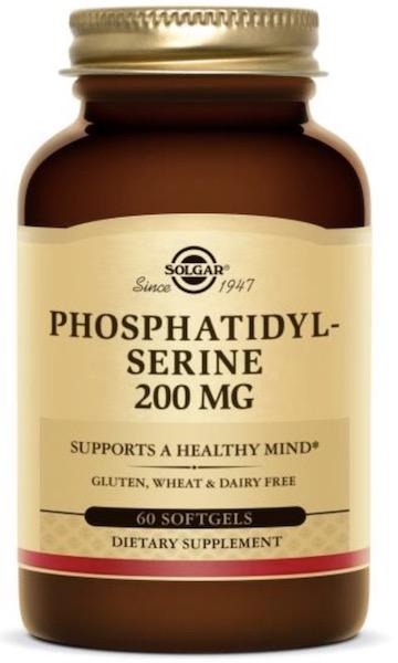 Image of Phosphatidylserine 200 mg
