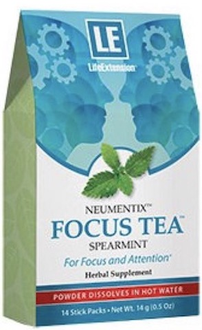 Image of Focus Tea Spearmint Packet