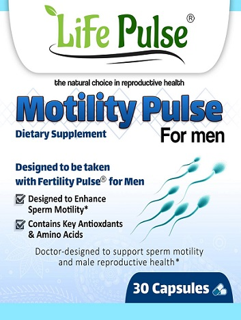 Image of Motility Pulse****BUY 2 GET 1 FREE