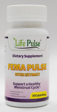 Image of Fema Pulse - Vitex Extract****BUY 2 GET 1 FREE