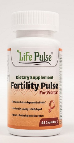 Image of Fertility Pulse for Women****BUY 2 GET 1 FREE