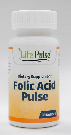 Image of Folic Acid Pulse****BUY 2 GET 1 FREE