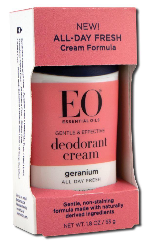 Image of Deodorant Cream - Geranium