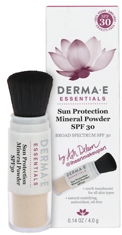 Image of Essentials Sun Protection Mineral Powder SPF 30 (Ash Deleon)