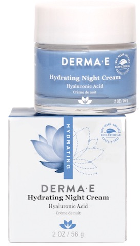 Image of Hydrating Night Cream with Hyaluronic Acid