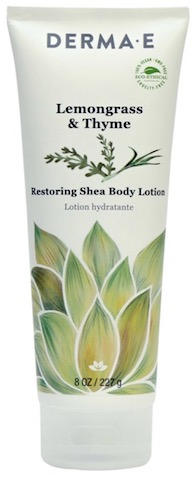 Image of Lemongrass & Thyme Restoring Shea Body Lotion