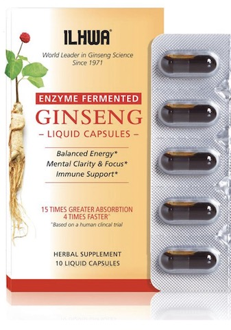 Image of Enzyme Fermented Ginseng 119 mg