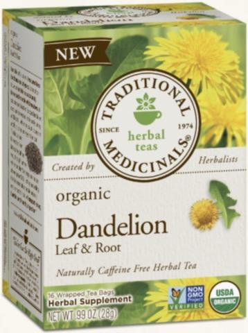 Image of Dandelion Leaf & Root Tea