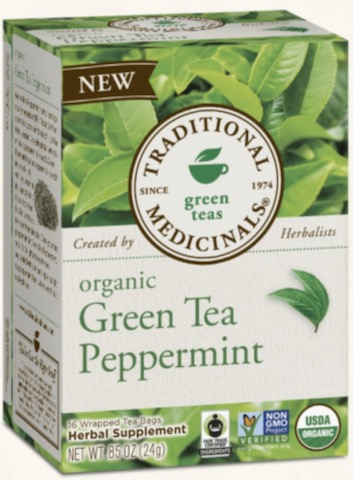 Image of Green Tea PEPPERMINT