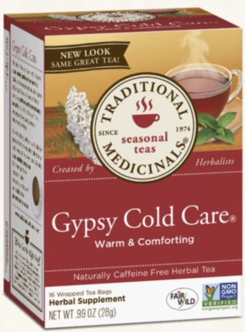 Image of Gypsy Cold Care Tea