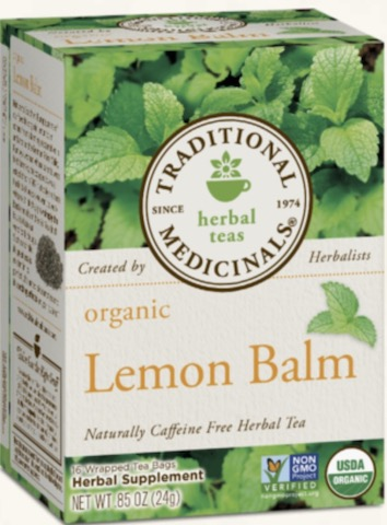 Image of Lemon Balm Tea