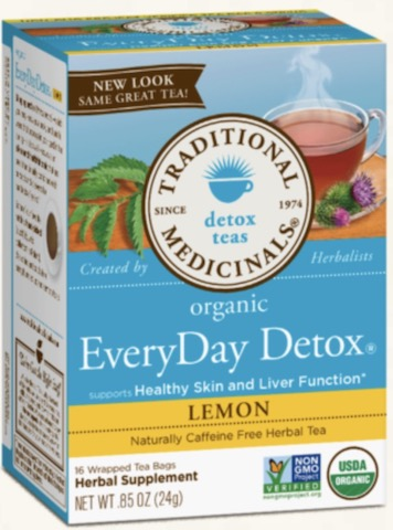 Image of EveryDay Detox Tea LEMON