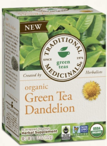Image of Green Tea DANDELION