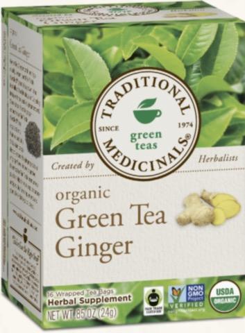 Image of Green Tea GINGER