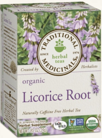 Image of Licorice Root Tea