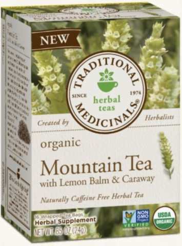 Image of Mountain Tea with Lemon Balm & Caraway