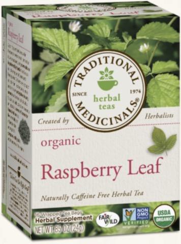 Image of Raspberry Leaf Tea