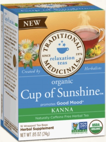 Image of Cup of Sunshine Tea