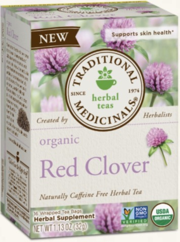 Image of Red Clover Tea