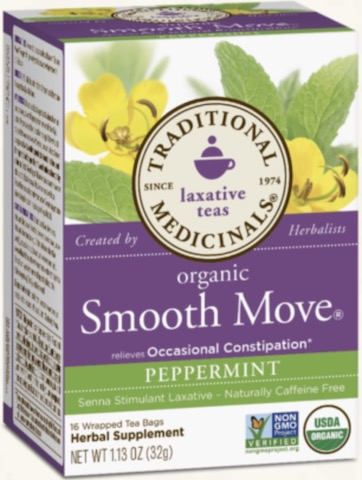 Image of Smooth Move PEPPERMINT Tea