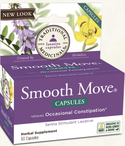 Image of Smooth Move Capsule (senna)